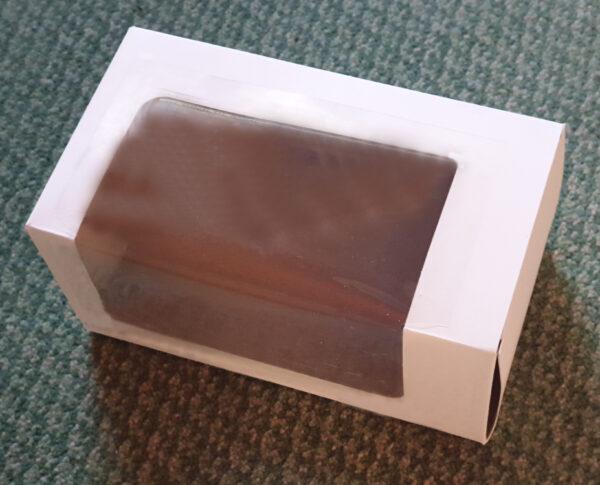 Förpackning för semlor och kakor